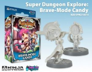 Super Dungeon Explore : Brave-Mode Candy